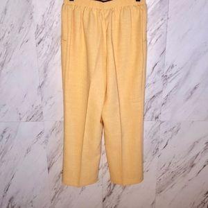 3/$60 VTG High Waist Alfred Dunner Pants SZ 12